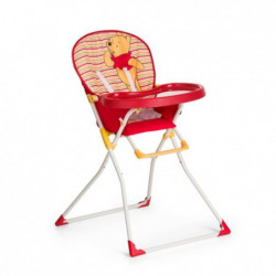 WINNIE L'OURSON Chaise haute Mac Baby - Bright Red - Disney