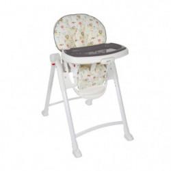 GRACO Chaise haute Contempo Ted & Coco