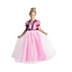 CESAR - F438 - Robe princesse Sophie - 5 / 7 ans
