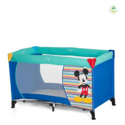 MICKEY MOUSE Lit Parapluie Bébé Dream'n Play Geo Blue
