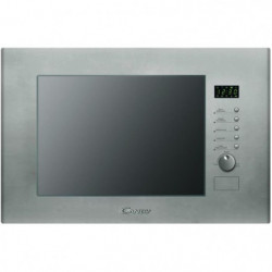 CANDY MIC 20 GDFX - Micro ondes grill encastrable inox- 20L