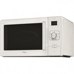 WHIRLPOOL JC218WH-Micro ondes combiné blanc-30 L-1000 W