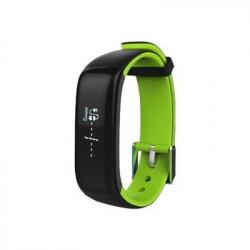 WEE'PLUG Bracelet sport connecté Bluetooth SB18 - Vert
