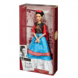 BARBIE - Woa Frida Kahlo