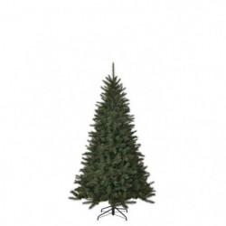 Sapin de Noël Toronto - PVC - H 155 x Ø 102 cm - 511 branches
