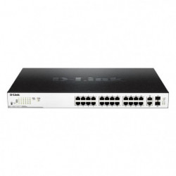 D-LINK  Switch EasySmart 26-Ports - DGS-1100-26MP - POE