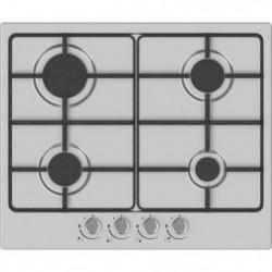 HUDSON HTG 640 I - Table de cuisson gaz - 4 foyers - L 60 cm