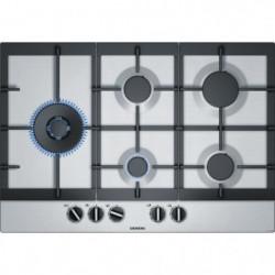 SIEMENS EC7A5SB90 Table de cuisson gaz - 5 foyers - 12500W
