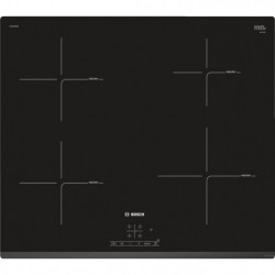 BOSCH PUE631BB1E table cuisson induction - 4 foyers - 4600W