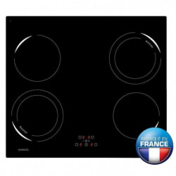OCEANIC OCEATI4Z2B Table de cuisson a induction-4 zones-6500W