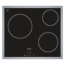 BOSCH PKM645B17E Table de cuisson Vitrocéramique - 3 zones