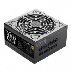 EVGA Alimentation PC SuperNOVA G3 650W - Modulaire