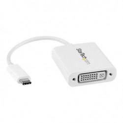 STARTECH.COM Adaptateur vidéo USB Type-C vers DVI - M / F