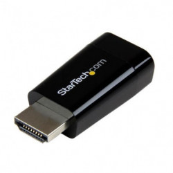 STARTECH.COM Adaptateur Compact HDMI vers VGA