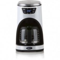 BORETTI B412 Cafetiere programmable - 1000W - 1,5 L