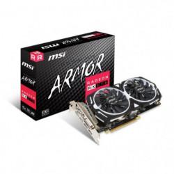MSI Carte graphique Radeon RX 570 ARMOR 4G OC - 4 Go - GDDR5