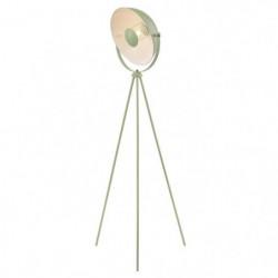 MOVIE Lampadaire trépied - H 148 cm - Tete : Ø 35 cm