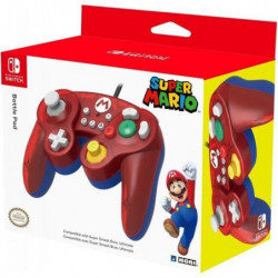 Manette Smash Bros Mario pour Switch