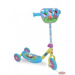 PEPPA PIG Trottinette 3 roues - D'ARPEJE