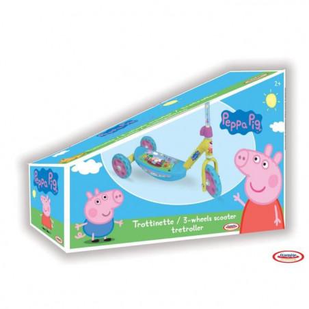 Peppa Pig Trottinette 3 Roues D Arpeje
