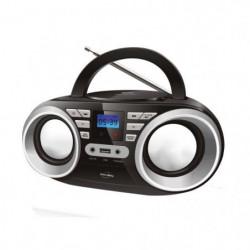 INOVALLEY R102/2 Boom box - 2x5 W - CD / FM / MP3