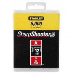 STANLEY Agrafes 12mm type A 1000 pieces