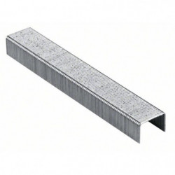 BOSCH Accessoires - 1000 agrafes inox 8x11,4mm n°53