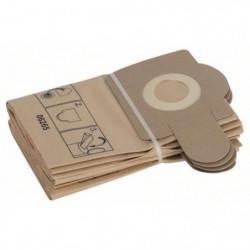 BOSCH Accessoires - 5 sacs poussiere pour pas11 -