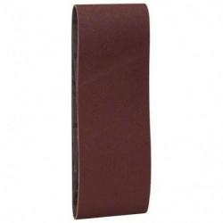 BOSCH Accessoires - 3 bandes abr. 100x610mm rw g80 -