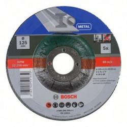 BOSCH Accessoires - disque 125 x 2,5 acier deporte