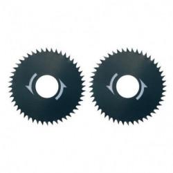 DREMEL Lot de 2 lames à refendre-tronçonner 31,8mm (546)
