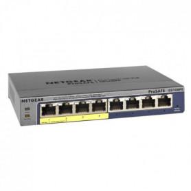 NETGEAR Switch Web Managed (Plus) Prosafe 8-Ports Gb