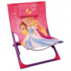 DISNEY PRINCESSES Chaise de plage, Transat pour enfany