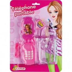 KIM'PLAY Téléphone + Sac