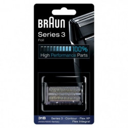 Braun 31B Noire Piece De Rechange compatible avec les rasoir