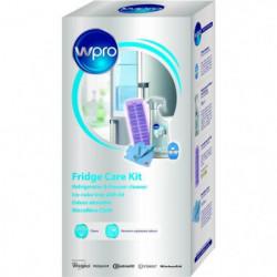 WPRO KFD100 Kit contenant 1 Bac a glaçons avec couvercle + 1