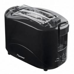 BESTRON AYT600Z  Toasteur - 750W - Noir
