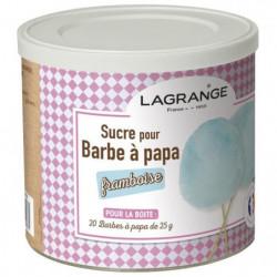 LAGRANGE 380008 Boîte de sucre à barbe à papa 500 g - Frambo