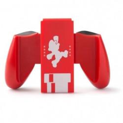 Nintendo Switch Poignée ergonomique - Mario Classic - Rouge