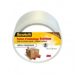 3M SCOTCH Ruban adhésif d'emballage extreme - 25 m x 48 mm