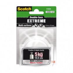 3M SCOTCH Double-face - 1,5 m x 19 mm - Extreme