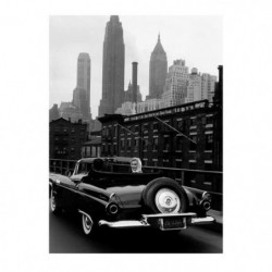 Affiche papier -  Marilyn in New York City  - Shaw  - 60x80