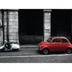 Affiche papier -  Italianita  - Prisma  - 60x80 cm