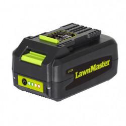 LAWNMASTER Batterie 36 V - Vert et gris
