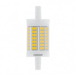 OSRAM Ampoule LED Crayon 78mm R7S - 11,5 W - Variable