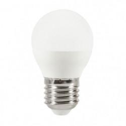 EXPERT LINE Ampoule LED E27 G45 3 W équivalent à 25 W blanc