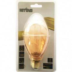 Ampoules LED E27 B75 Déco Nouvelle Génération - 4 W équivale