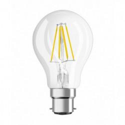 OSRAM Ampoule filament LED B22 4 W équivalent a 40 W blanc c