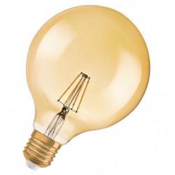 OSRAM Ampoule LED E27 globe vintage édition 1906 7 W équival
