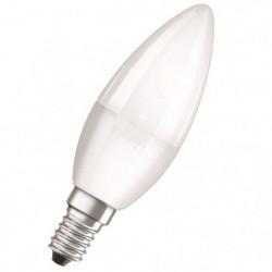 OSRAM Ampoule LED Star + Active&Relax E14 flamme 5 W équival